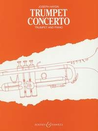 Trumpet Concerto Eb Major: Trumpet & Piano (Boosey & Hawkes)