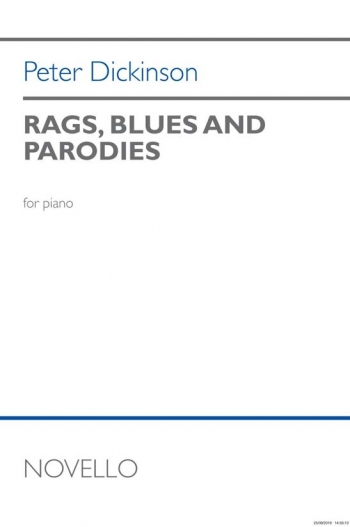 Dickinson: Rags Blues and Parodies: Album (Archive Copy)
