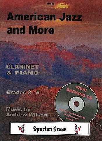 American Jazz And More: Clarinet: Book & CD