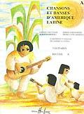 Chansons Et Danses Damerique Latine: A: Guitar Duet