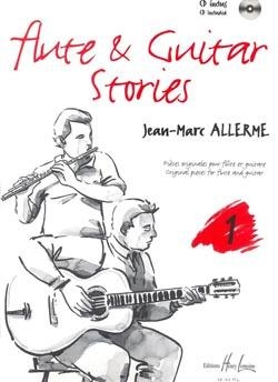 Flute and Guitar Stories