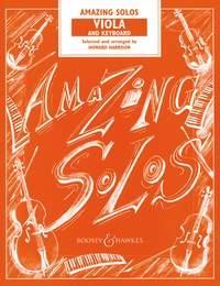 Amazing Solos Viola & Piano