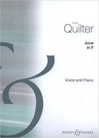 June In F Vocal Solo