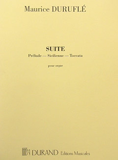 Suite: Organ (Durand)