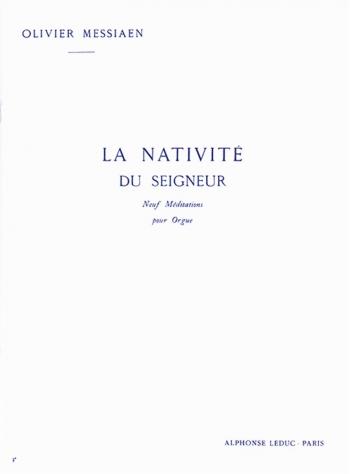 La Nativite Du Seigneur Vol 3: No6-8: Organ (Leduc)