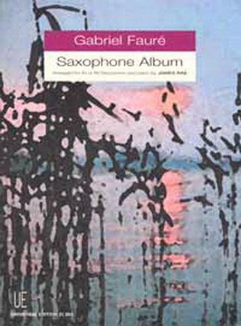 Saxophone Album: Alto Or Tenor Saxophone and Piano