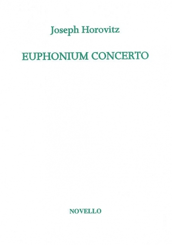 Concerto: Euphonium Or Bassoon and Piano