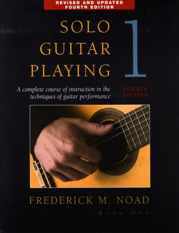 Solo Guitar Playing: 1 (Fourth Edition)
