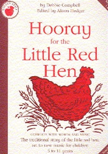 Hooray For The Little Red Hen: Teachers Book: Cantata