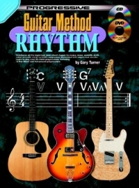 Progressive Guitar Method Rhythm