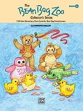 The Bean Bag Zoo Collector's Series, Book 1 (Rollin)  (Alfred)