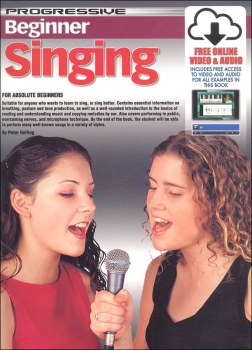 Beginner Singing: Vocal and Dvd: Tutor