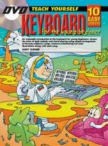 10 Easy Keyboard Lessons Teach Yourself: Young Beginner Book & Dvd