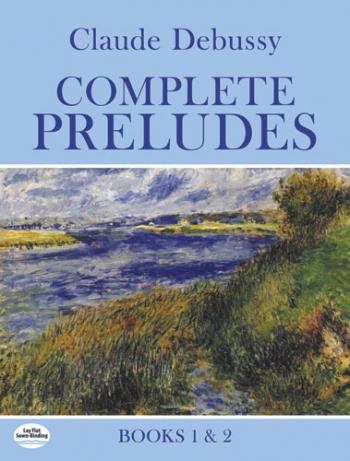 Preludes Complete: piano  (Dover Ed)