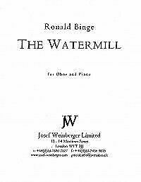 The Watermill: Oboe & Piano