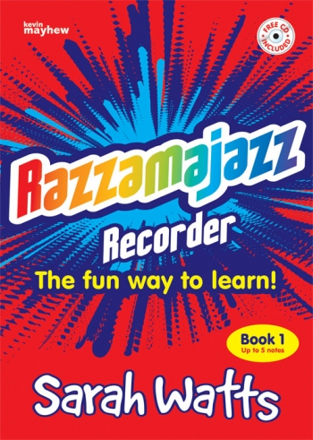 Razzamajazz: Recorder: Book 1: Revised (Up To 5 Notes)
