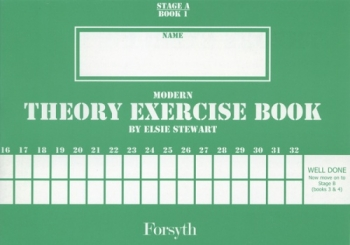 Modern Theory Exercises: Book 1 (Stewart)