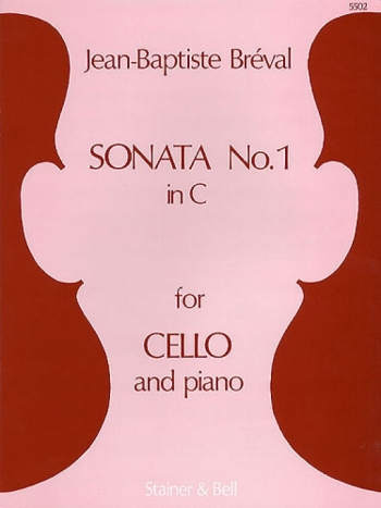 Sonata C Major Op.40/1: Cello (Stainer & Bell)