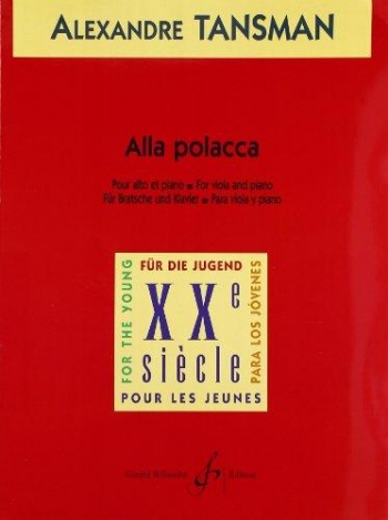 Alla Polacca: For The Young: Viola and Piano