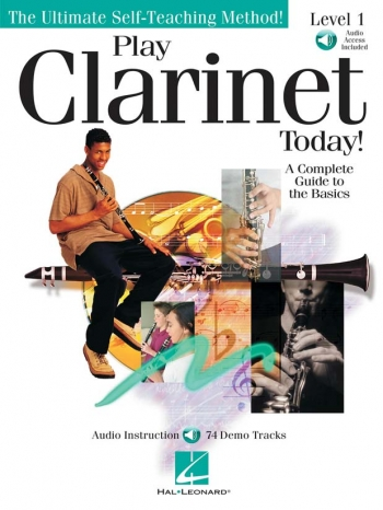 Play Clarinet Today: Book 1: Book & Cd