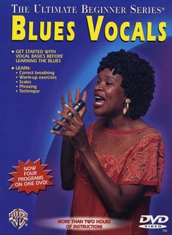 Ultimate Beginner Series Blues Vocals: Dvd