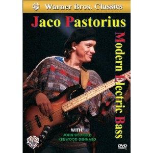 Alfred Artist Series: Jaco Pastorius: Modern Bass: DVD