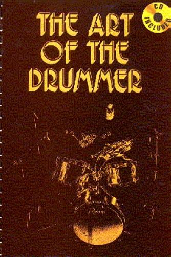 Art Of The Drummer Spiral: Book 1: Bk&Cd