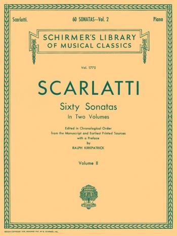 60 Sonatas: Vol.2: Piano (Schirmer)