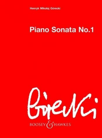 Piano Sonata No1: Piano (B&H Ed)