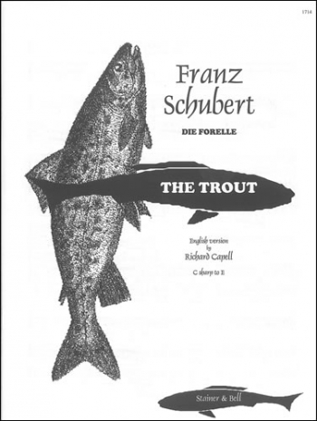 Die Forelle ('The Trout') B Major Voice & Piano (Stainer & Bell)