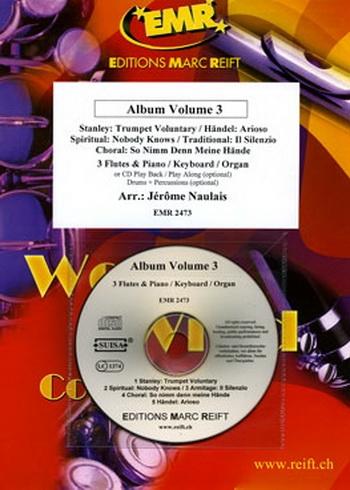 Album: Vol.13: 5 Classical Arrangements: 3 Flutes and Piano