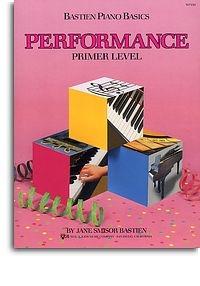 Bastien Primer: Piano Basics Performance: Tutor