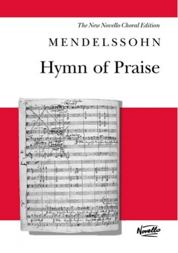 Hymn Of Praise: Vocal Score: Satb Revised