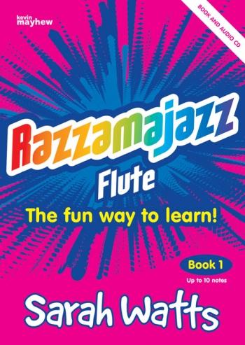 Razzamajazz Flute: Book 1: Book & CD