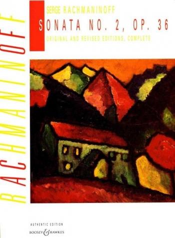 Sonata Op36 No.2: Piano  (B&H Ed)