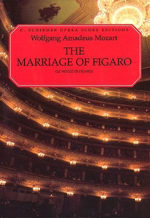 Marriage Of Figaro: Opera Vocal Score
