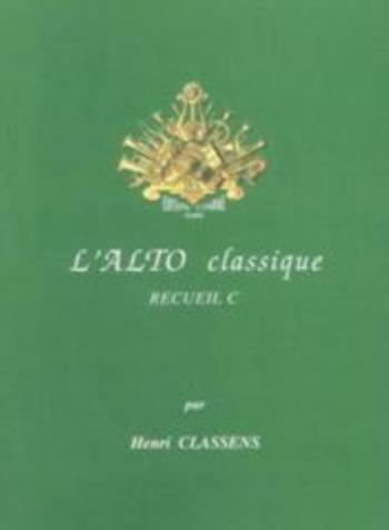 L'Alto Classique C: Viola & Piano