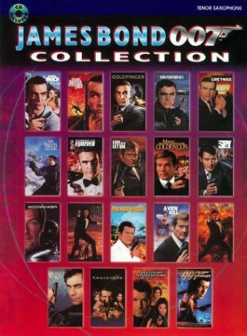 James Bond 007 Collection: Tenor Sax