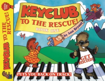 Keyclub To The Rescue: Book 1