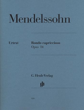 Rondo Capriccioso Op.14: Piano  (Henle Ed)