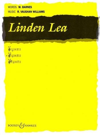 Linden Lea: G Major Medium Voice And Piano - English