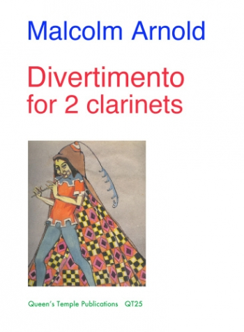Divertimento Op135: Clarinet Duet
