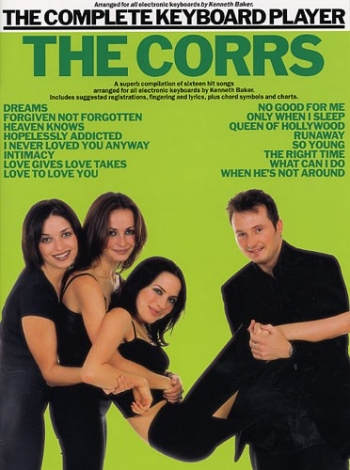 Complete Keyboard Player: Corrs