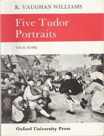 5 Tudor Portraits: Vocal Score