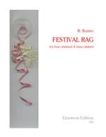 Festival Rag: Clarinet: Quartet
