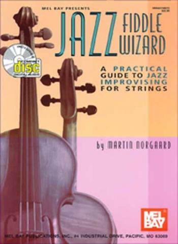 Jazz Fiddle Wizard: Violin