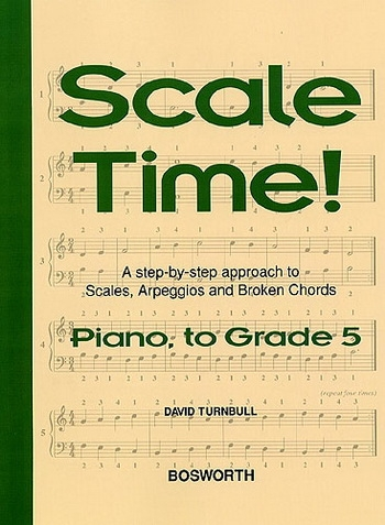 Scale Time: Grade 5 (Turnball)