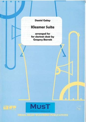 Klezmer Suite: Clarinet Choir
