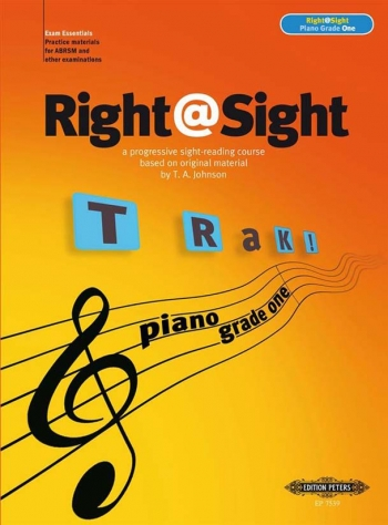 Right@sight: Grade 1 (Right At Sight): Piano