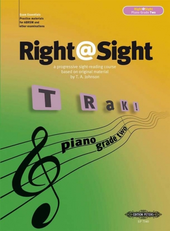 Right@sight: Grade 2 (Right At Sight): Piano